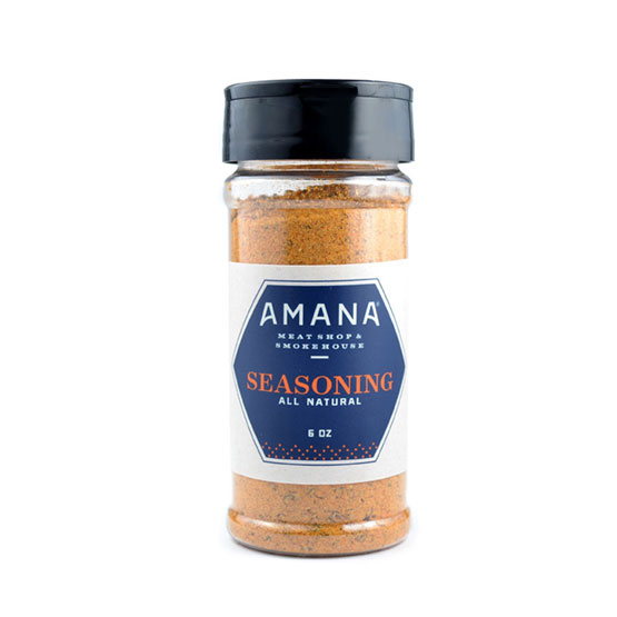 Amana All-Natural Seasoning