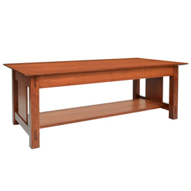 Amana Prairie Coffee Table