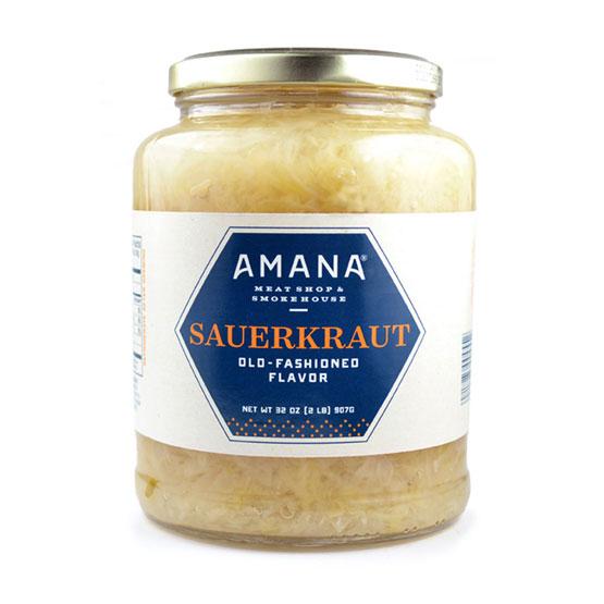 Amana Sauerkraut