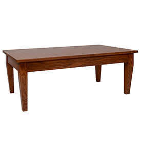 West Seneca Price Creek Coffee Table - Tapered Leg