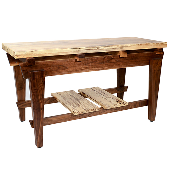 Savanna Hall Table