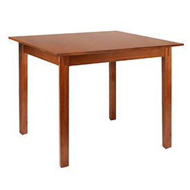 Mission Tall Square Table