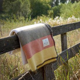 Special German-Themed Oktoberfest Blanket