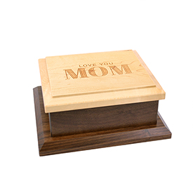 Love You Small Keepsake Box