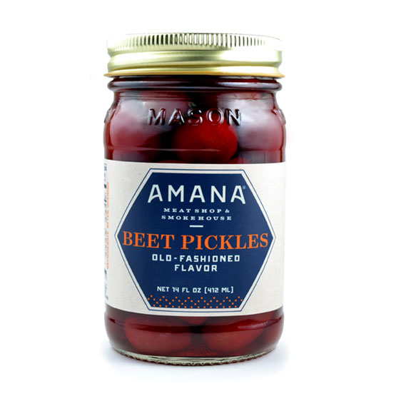 Amana Beet Pickles