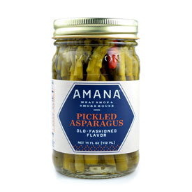 Amana Pickled Asparagus