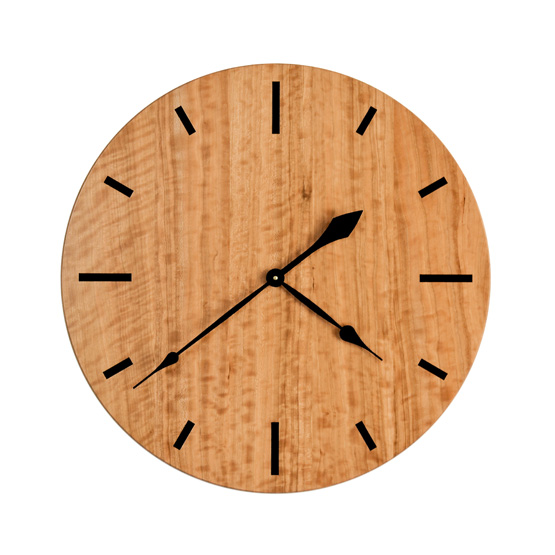 Savanna Gallery Clock 24""