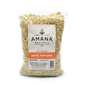 Amana White Popcorn