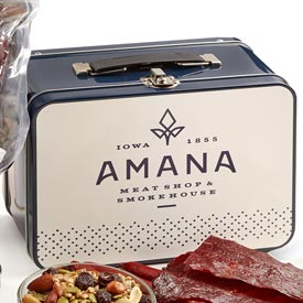 Amana Meat Shop Lunch Box