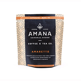 Amaretto Tea