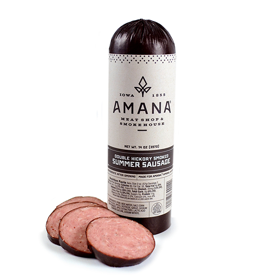 Amana Double-Smoked Summer Sausage