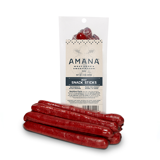Amana Beef Snack Sticks
