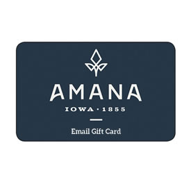 Amana Shops eGift Cards