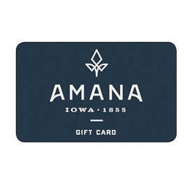 Amana Shops Gift Cards
