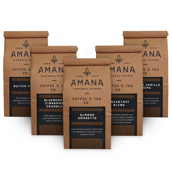 Create Your Own Regular Coffee 5-Pack