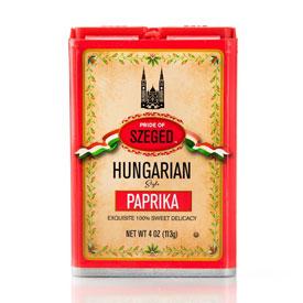 Hungarian-style Paprika