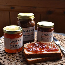 Preserves, Butters & Spreads
