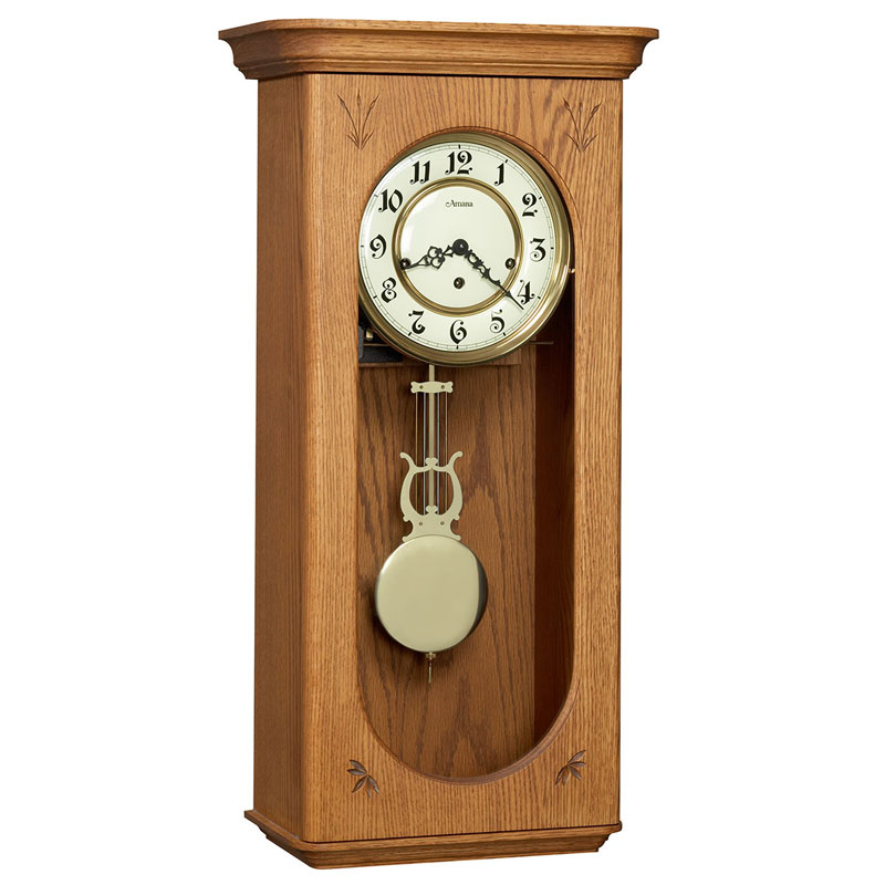 Amana Lotus Lily Wall Clock Amana Furniture Amp Clock Shop