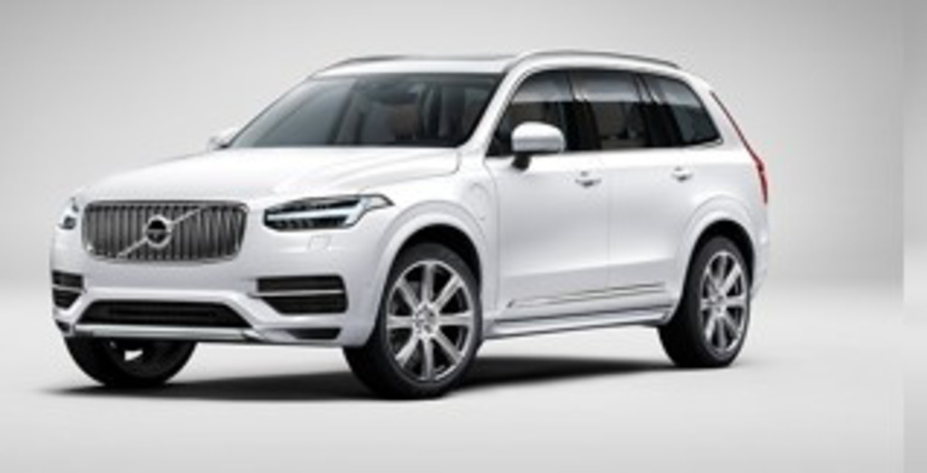 Volvo XC90 | 5 Star ANCAP Safety Rating