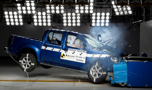Nissan Navara | 4 Star ANCAP Safety Rating