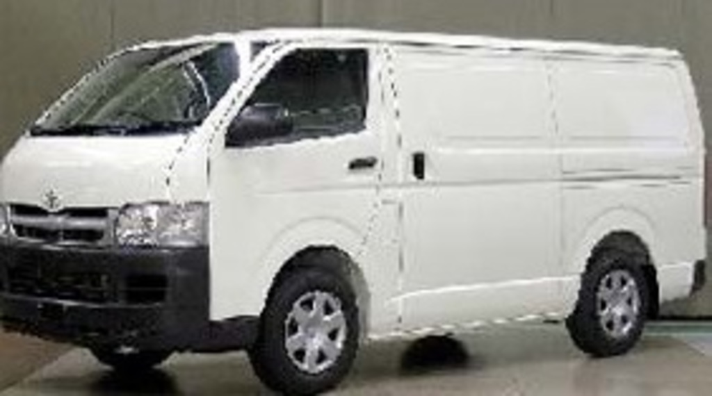 Toyota Hiace | 4 Star ANCAP Safety Rating