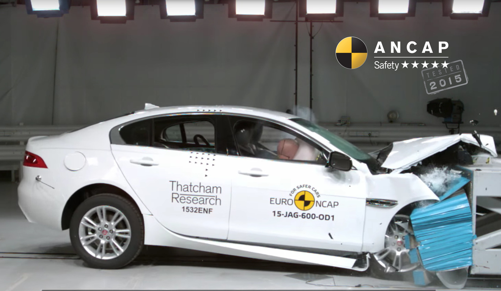 Two new vehicles achieve 5 stars with strong focus on pedestrian safety