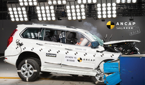 Haval H9 | 4 Star ANCAP Safety Rating