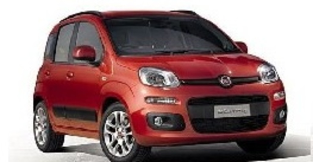Fiat Panda | 5 Star ANCAP Safety Rating