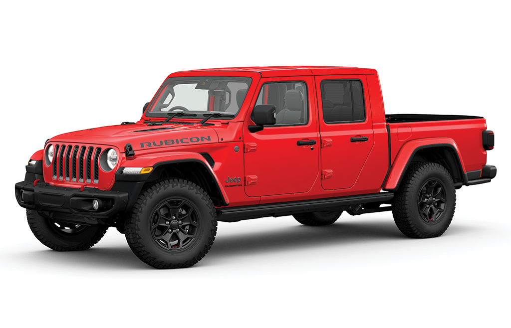 Jeep Gladiator | 3 Star ANCAP Safety Rating
