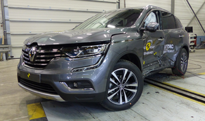 Renault Koleos | 5 Star ANCAP Safety Rating