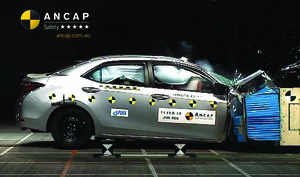 Toyota Corolla | 5 Star ANCAP Safety Rating