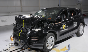 Land Rover Range Rover Evoque | 5 Star ANCAP Safety Rating