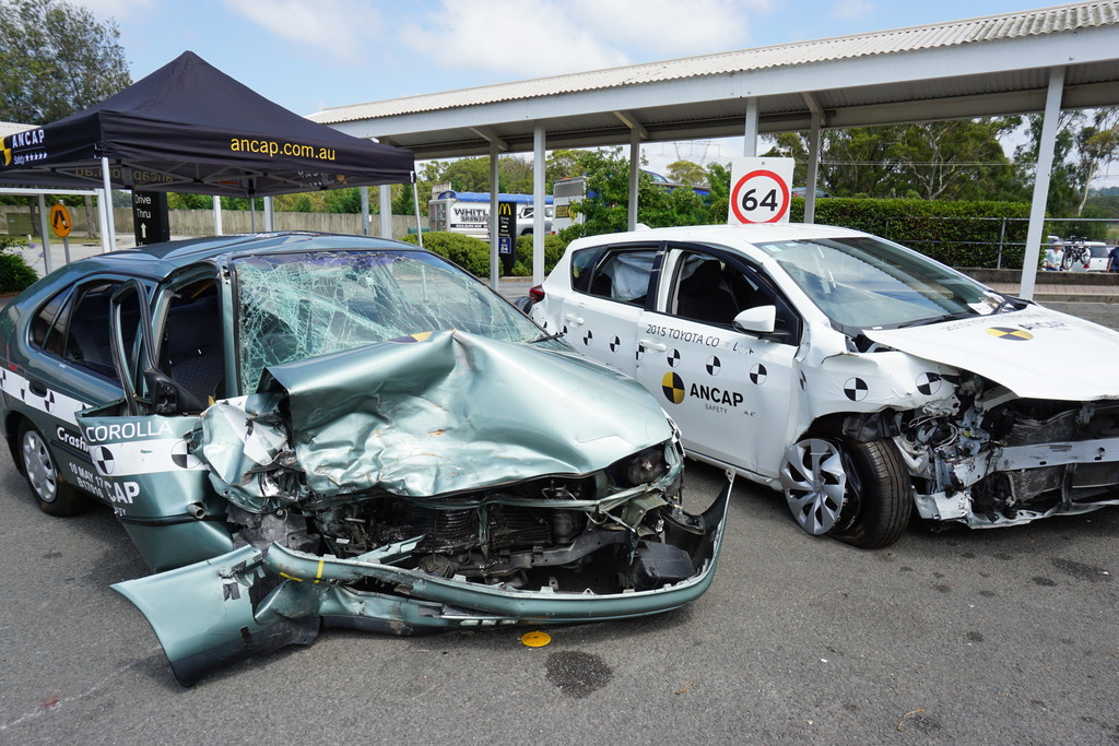 Vehicle choice plays an important role in saving lives on NSW roads.