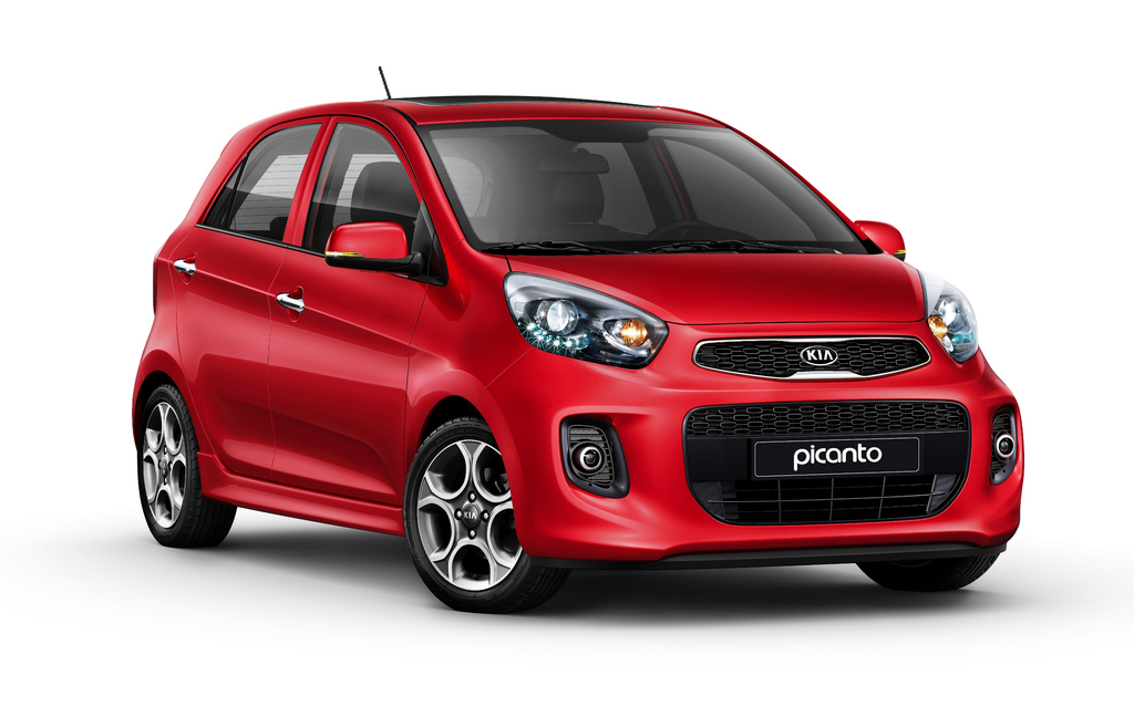 Kia Picanto | 5 Star ANCAP Safety Rating