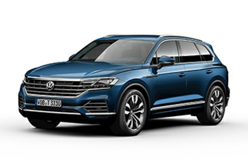 Volkswagen Touareg | 5 Star ANCAP Safety Rating