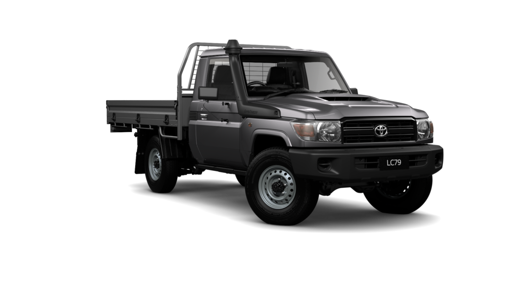 Toyota Landcruiser Cab Chassis | 5 Star ANCAP Safety Rating