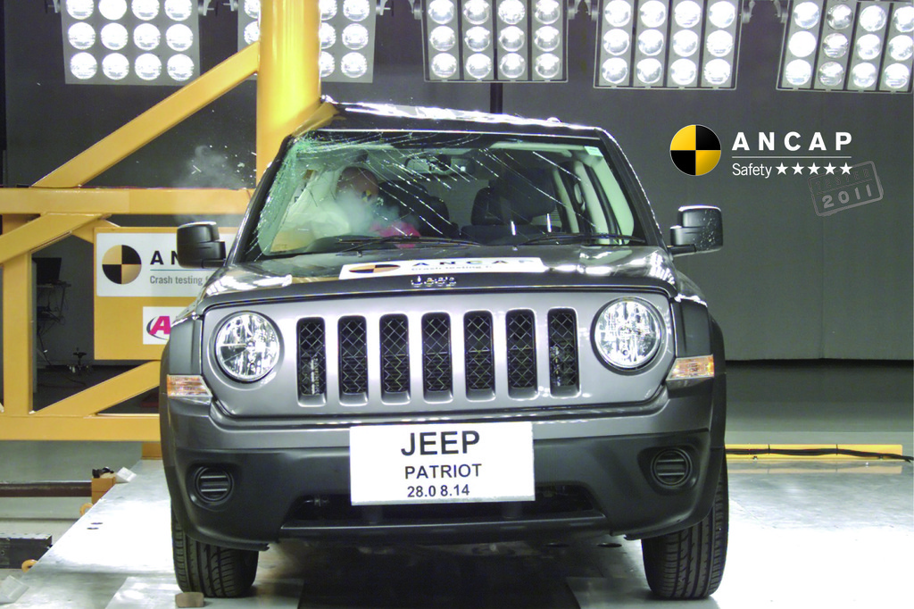 High Quality Jeep Patriot | 5 Star ANCAP Safety Rating