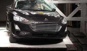 Ford Focus | 5 Star ANCAP Safety Rating