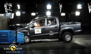 Volkswagen Amarok | 4 Star ANCAP Safety Rating