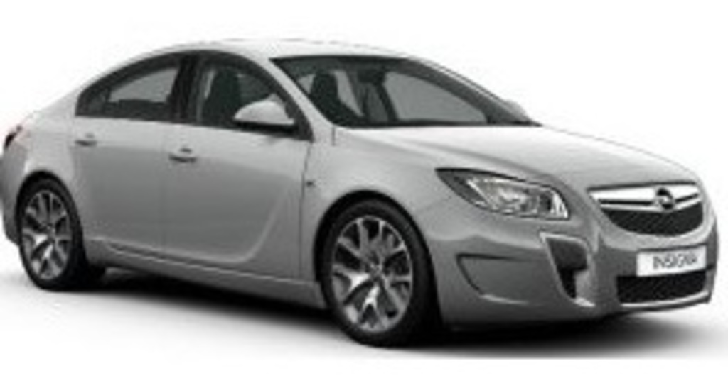 Opel Insignia | 5 Star ANCAP Safety Rating