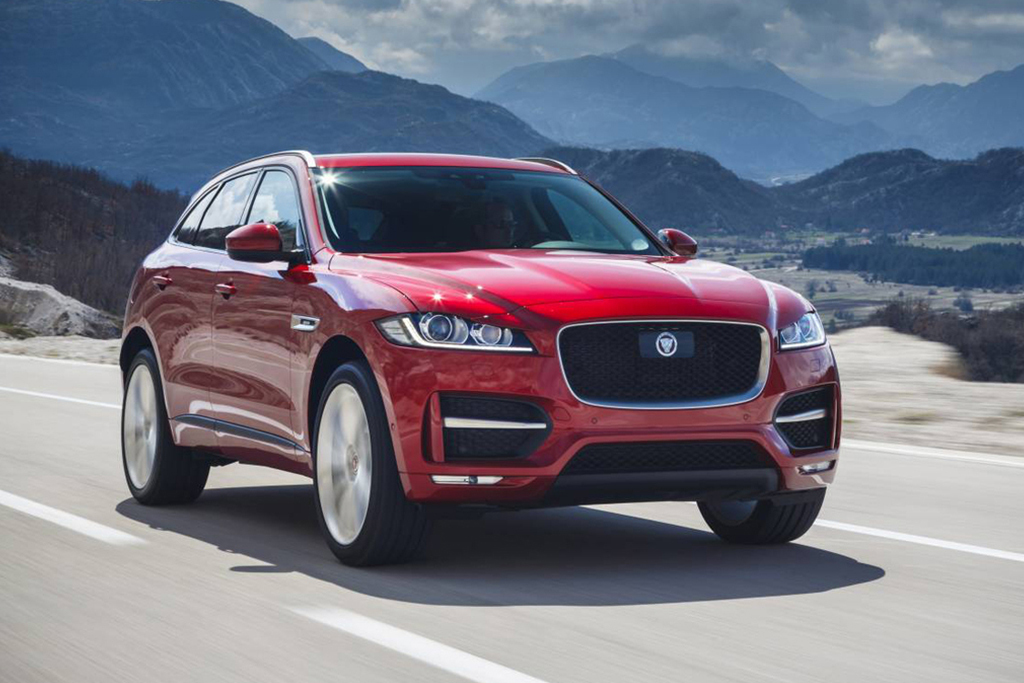 jaguar f pace jul 2016 onwards crash test results ancap. Black Bedroom Furniture Sets. Home Design Ideas