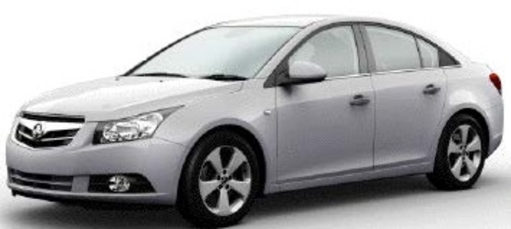 Holden Cruze | 5 Star ANCAP Safety Rating