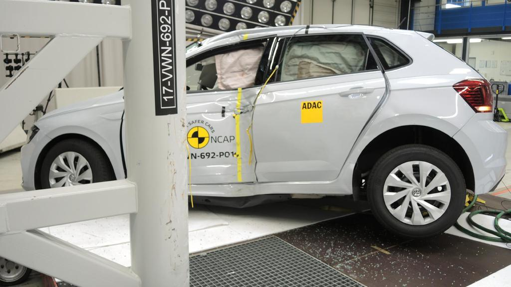 Volkswagen Polo  Star Ancap Safety Rating