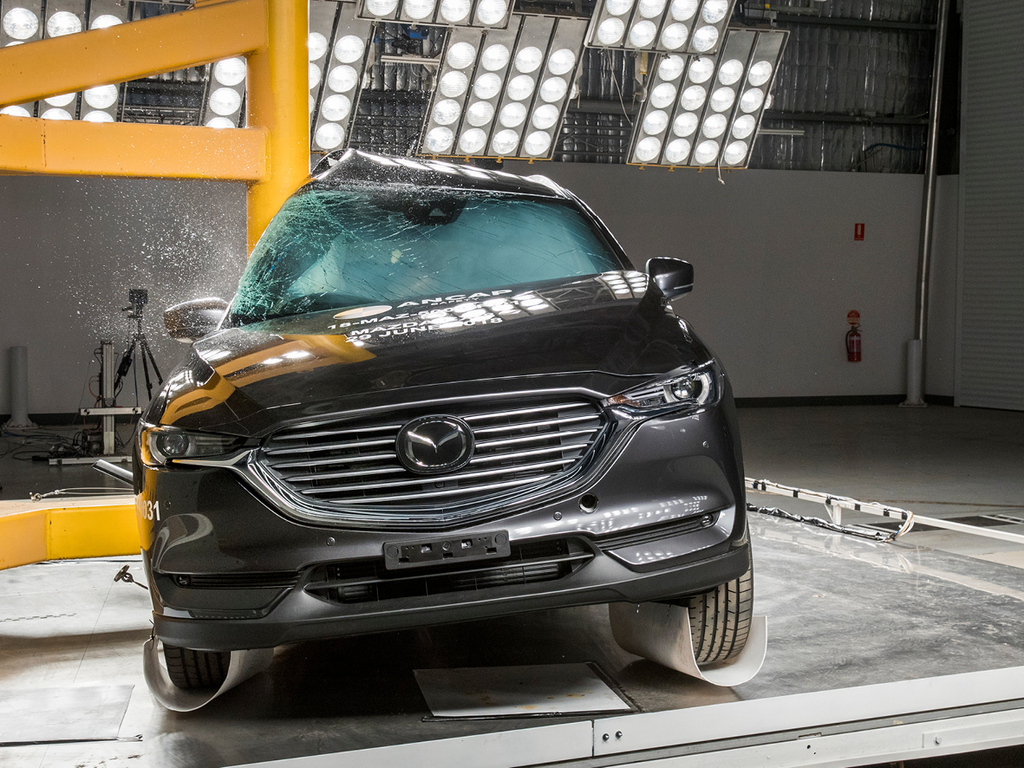 Mazda & Volvo the first to step up to increasing test standards.