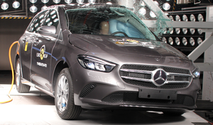 Mercedes-Benz B-Class | 5 Star ANCAP Safety Rating