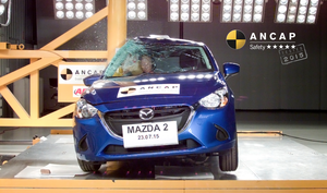 Mazda 2 | 5 Star ANCAP Safety Rating