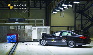BMW 5 Series | 5 Star ANCAP Safety Rating