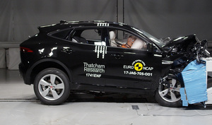 Jaguar E-PACE | 5 Star ANCAP Safety Rating