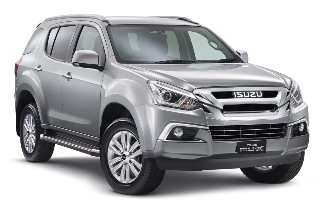 Isuzu MU-X | 5 Star ANCAP Safety Rating