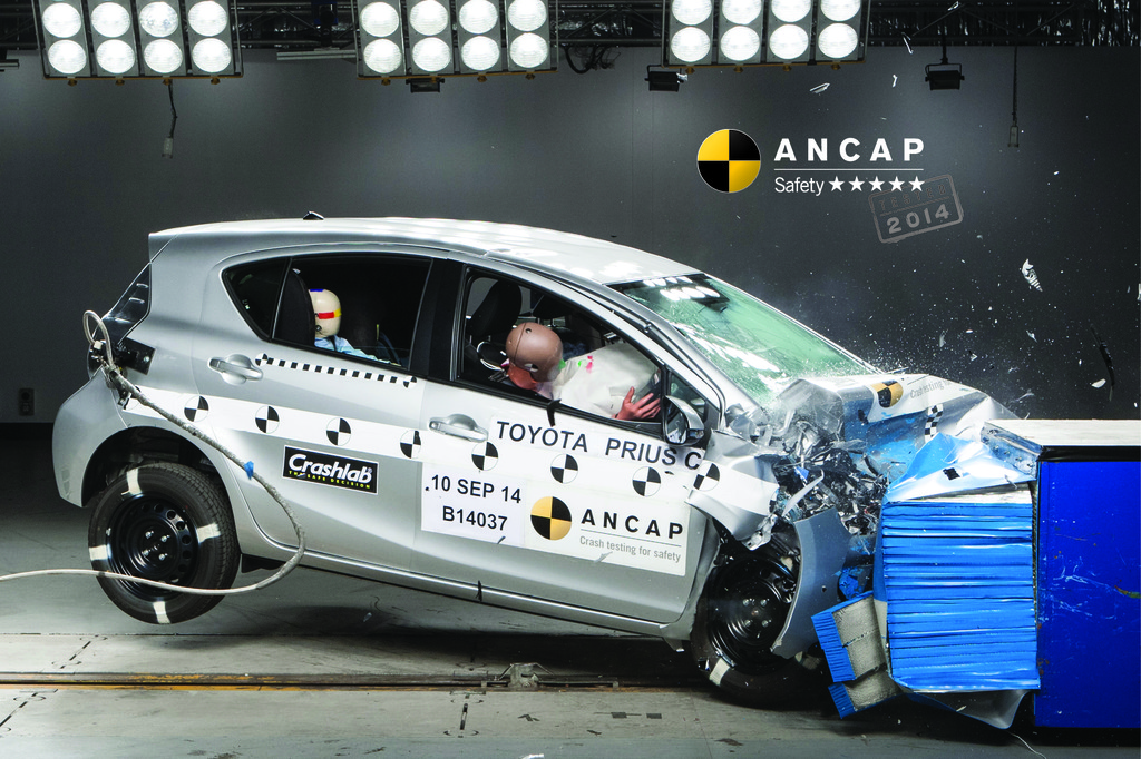 Improved safety for Honda Accord raises it to 5 stars; No AEB on X-Trail